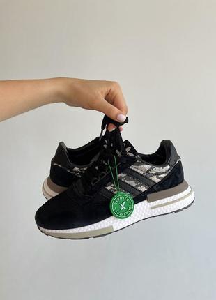 Женские, мужские кроссовки adidas zx 500