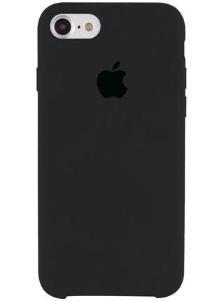 """Чехол для apple iphone 7 / 8 (4.7"""") (серый / dark grey)"""