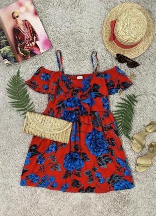 Распродажа!!! нежное милое натуральное платье #450