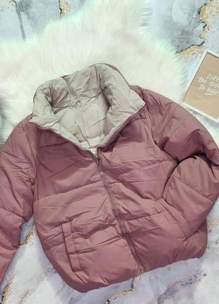 Куртка двухсторонняя фабричный китай 🇨🇳