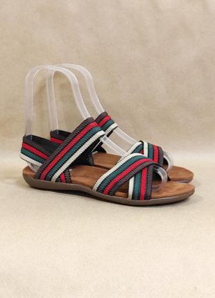 Босоножки резинки сандали на резинках