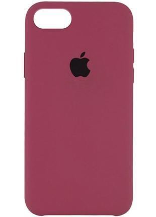 """Чехол для apple iphone 7 / 8 (4.7"""") (красный / rose red)"""