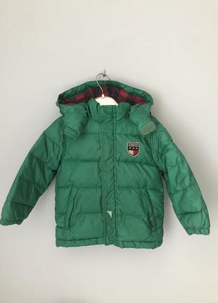 Пуховик куртка зимная зимова