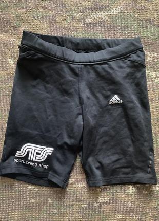 Тайсы шорты adidas running climacool, оригинал, размер с