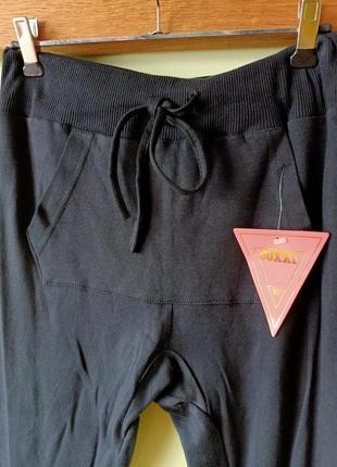 Брюки штани спортивние тонкие на лето на манжетах