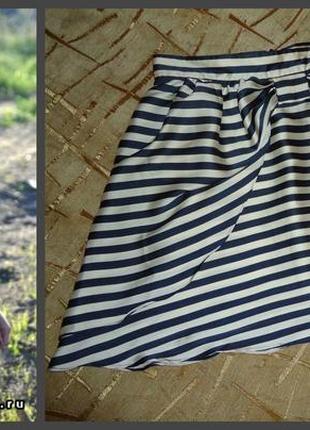 Летняя юбка h&m