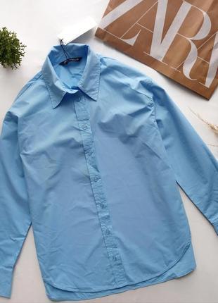 Сорочка, рубашка zara, xs-s