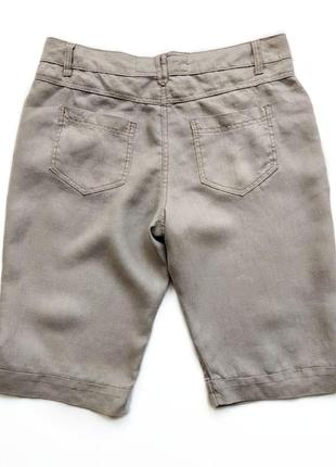 Льняные шорты george.3 фото
