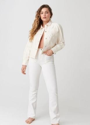 ❤️ шикарный льяной лен пиджак жакет джинсовый