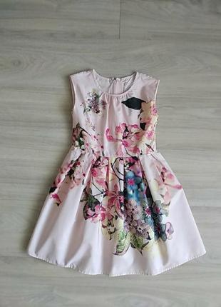 Красивое платье, плаття