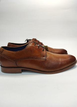 Туфли мужские брендовые кожаные оригинал новые
