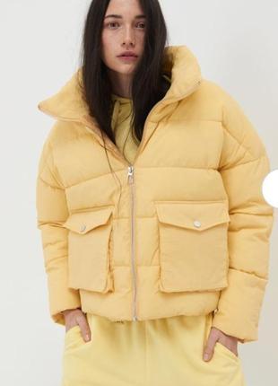 Жіноча демісезонна куртка l-xl