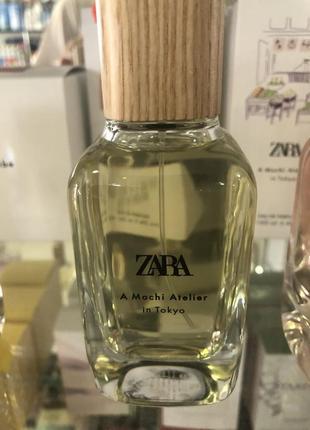 Zara in tokyo and wonder rose intense