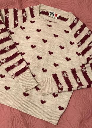 Милый свитер/джемпер