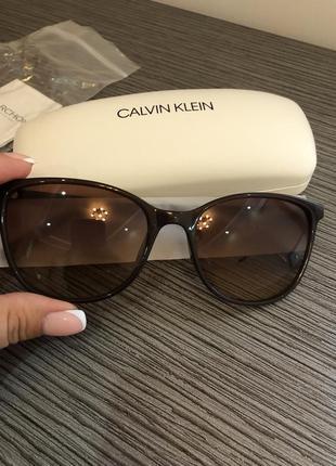 Красивые очки от calvin klein2 фото