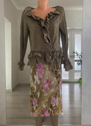 Refree 🥰блуза рубашка в стиле винтаж))неповторимая блуза
