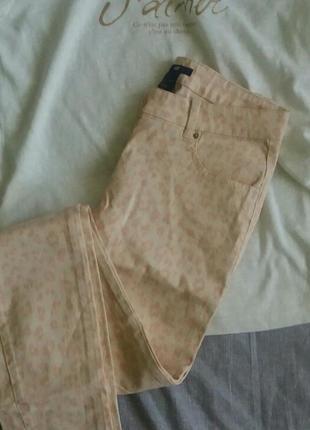 Стильні літні штани з принтом h&m