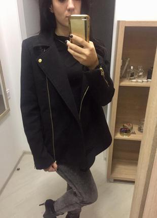 Пальто короткое, h&m