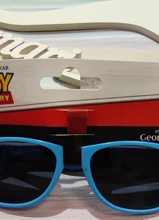 Голубые солнечные очки disney с вуди