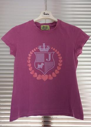 Juicy couture брендовая футболка джуси кутюр5 фото