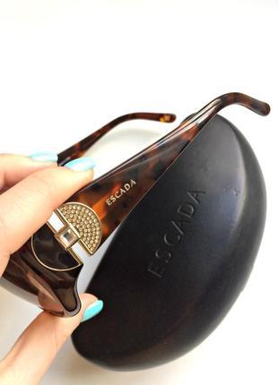 Брендовые солнцезащитные очки с градиентом, made in italy6 фото