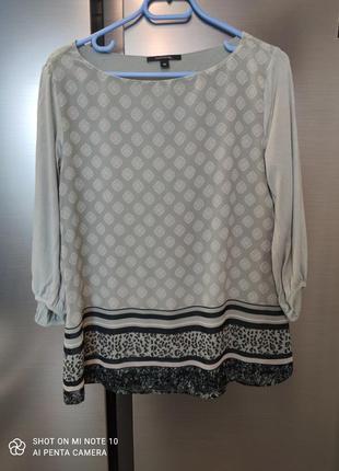 Шифоновая блузка из модала