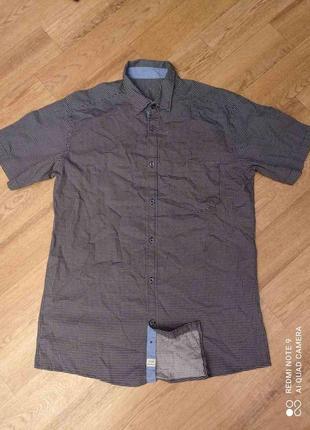 Рубашка х\б tchibo 48-50 р.