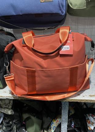 Женская спортивная сумка,сумка на каждый день, ручная кладь