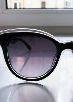 Женские солнцезащитные очки люксоптика2 фото
