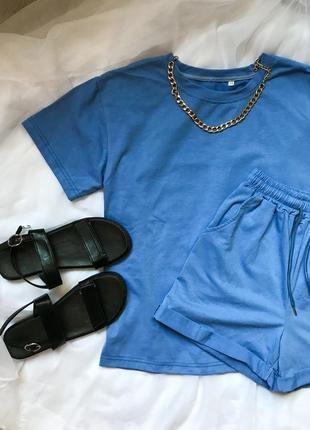 Костюм футболка и шорты 2021