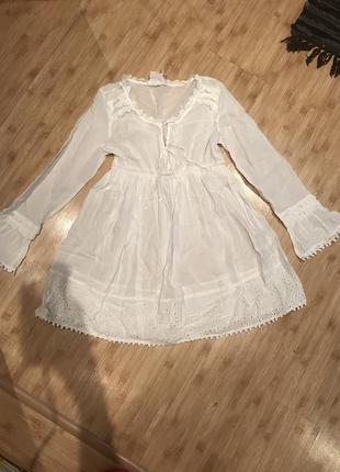 Пляжное платье плаття сукня туника
