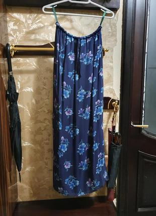 Шелк 100% юбка цветочный принт laura ashley шёлк шелковая шовк шовкова silk