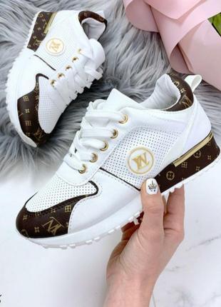 Модные кроссовки под бренд4 фото