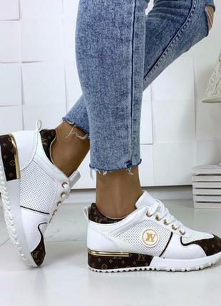 Модные кроссовки под бренд2 фото