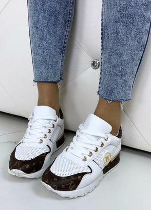 Модные кроссовки под бренд3 фото