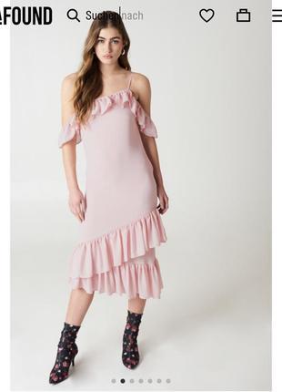 Na-kd платье на бренд na-kd действует акция 1+1=3