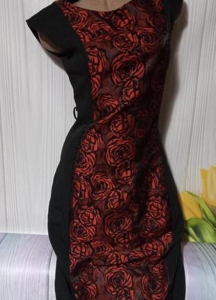 Обалденное платьице размер 44