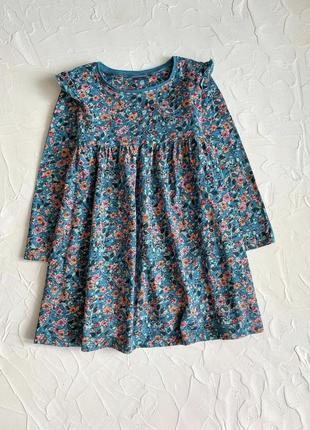 Платье next новое (сток) 2-3 года