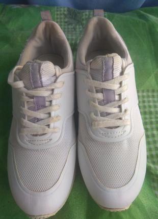 Кросівки bershka2 фото