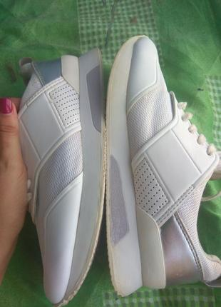 Кросівки bershka3 фото