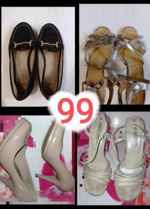 Туфли босоножки каблуки балетки лодочки1 фото