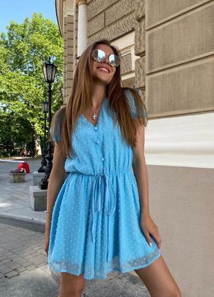 Нежнейшее шифоновое женское платье невероятно красивых расцветок