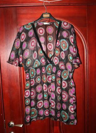 Пляжная женская туника наш 46-48 размер от geisha