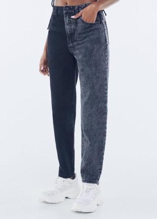 Джинсы мом джинси bershka 36 розмір