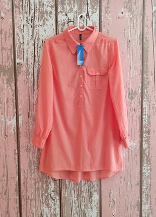 Пляжная рубашка, хлопковая рубашка