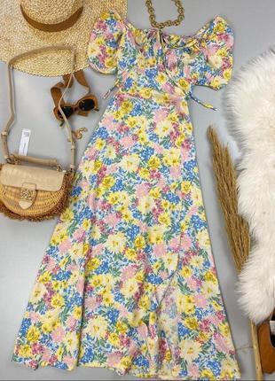 Нереальное платье миди 😍