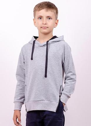 Джемпер для мальчика в трёх цветах3 фото