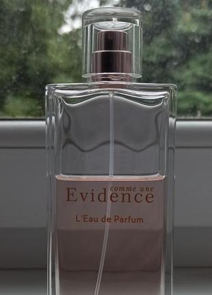 Evidence yves rocher, парфумована вода