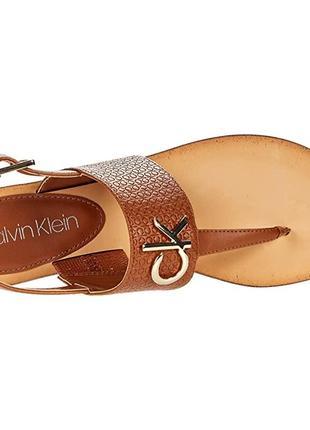 Новые босоножки сандалии сандали calvin klein 37 и 38-39 размера