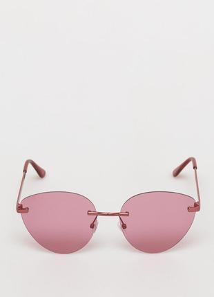 Имиджевые розовые очки jepers pepers